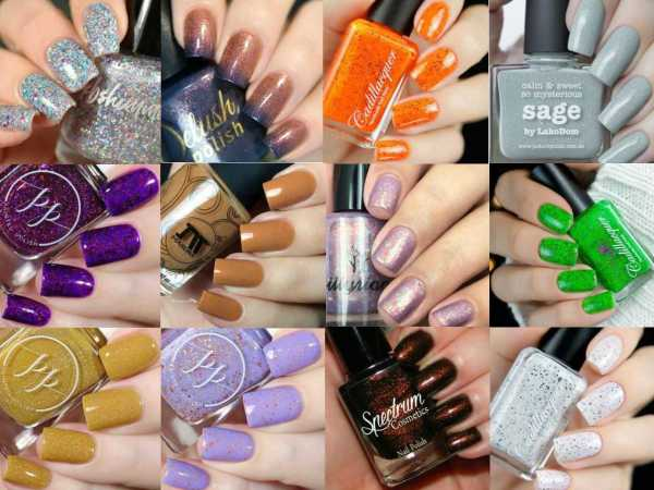 October Indie Polish Wishlist